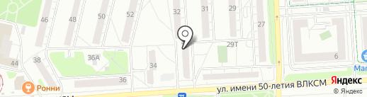 Магазин товаров для рыбалки и отдыха на карте Ижевска