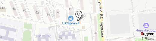 Вин Трейд на карте Ижевска
