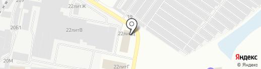 Сатко на карте Ижевска