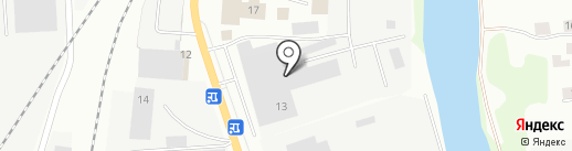 Стоун Авто на карте Ижевска