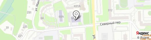 ТЕХНОТРОНИКА на карте Ижевска