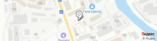 Магазин бижутерии и аксессуаров на карте Ижевска