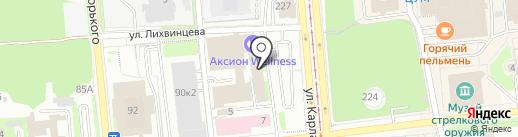 Центр урегулирования страховых споров на карте Ижевска