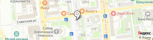 VGOSTI на карте Ижевска