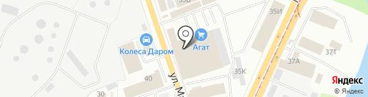 Инновация на карте Ижевска