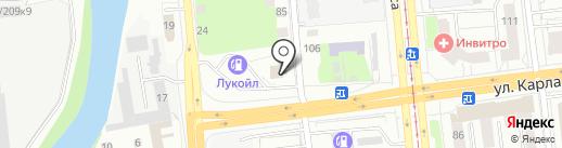 MEBELROOM на карте Ижевска