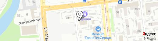 А-DETAL на карте Ижевска