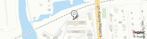 Термекс под ключ на карте Ижевска