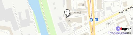 МСК на карте Ижевска