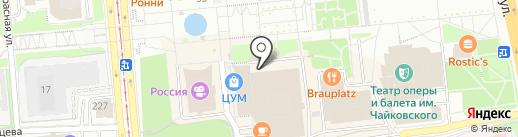 Full House на карте Ижевска