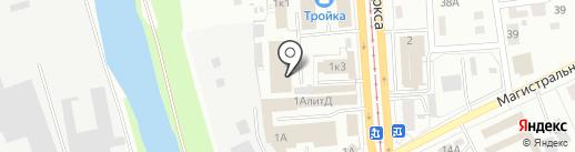 Studio 15.07 на карте Ижевска