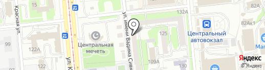 OtchetOnline на карте Ижевска