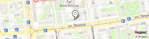 Время Цветов на карте Ижевска
