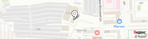4tochki на карте Ижевска