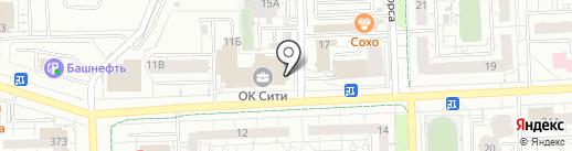 НеоСтиль на карте Ижевска