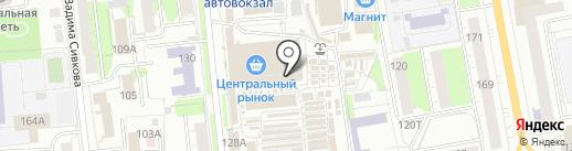 Мастерская по ремонту одежды на карте Ижевска