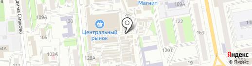4 сезона на карте Ижевска