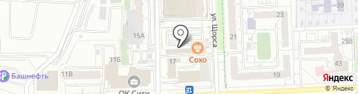 Выбирай на карте Ижевска