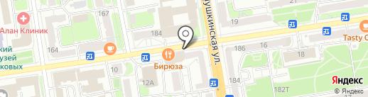 Правовая защита на карте Ижевска