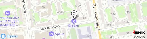 Time Beauty на карте Ижевска