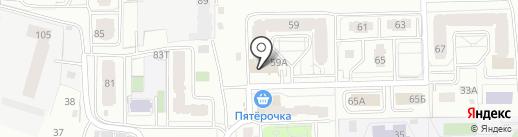 LEIRON на карте Ижевска