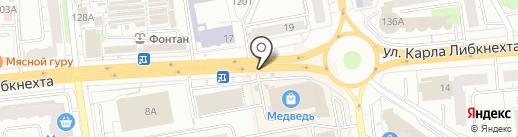 Coffee Like на карте Ижевска