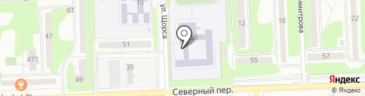 Совершенство на карте Ижевска