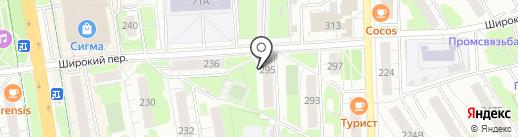MEL на карте Ижевска