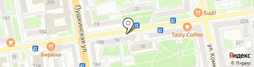 GRILLME на карте Ижевска