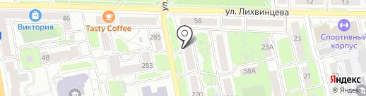 MacFixed на карте Ижевска
