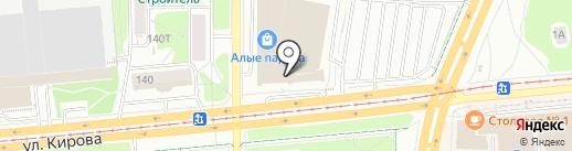 Ни Пылинки на карте Ижевска