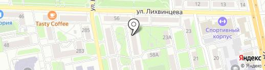 VELVET на карте Ижевска