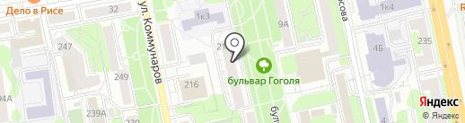 Агентство судебных экспертиз по УР, АНО на карте Ижевска