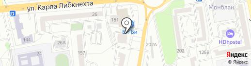 Пивная на карте Ижевска