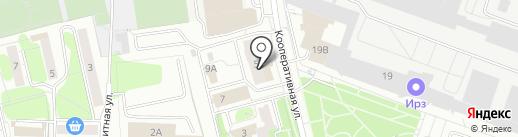 СПАС Сервис на карте Ижевска
