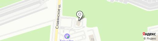 ДАКОМ на карте Ижевска