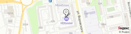 Достоевский на карте Ижевска