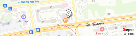 Комплексная эксплуатация зданий и сооружений на карте Ижевска