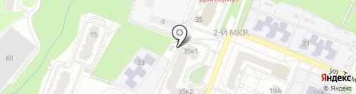 Славянка, ТСЖ на карте Ижевска