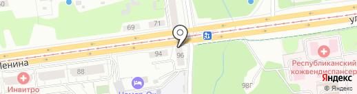 Оriflame на карте Ижевска