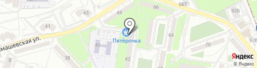ЗооОпт18 на карте Ижевска