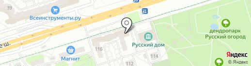 Новая крепость на карте Ижевска