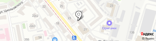 Avon на карте Ижевска