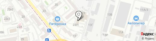 ТеплоГид на карте Ижевска