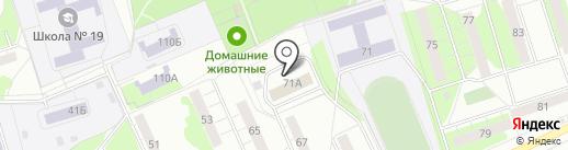 Академия домашнего персонала на карте Ижевска