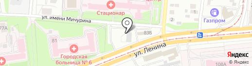 Fandeco на карте Ижевска