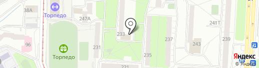 Дачный советник на карте Ижевска