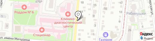 Beauty club на карте Ижевска