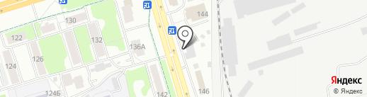 Китаец18 на карте Ижевска