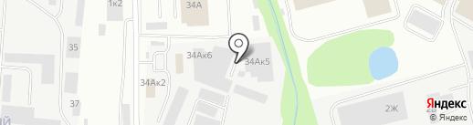 СтритЛайн на карте Ижевска
